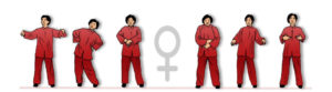 qigong de la mujer