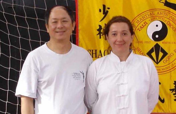 Dr. Yang Jwing Ming
