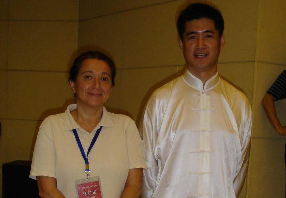 Laoshi Zhang Mingliang