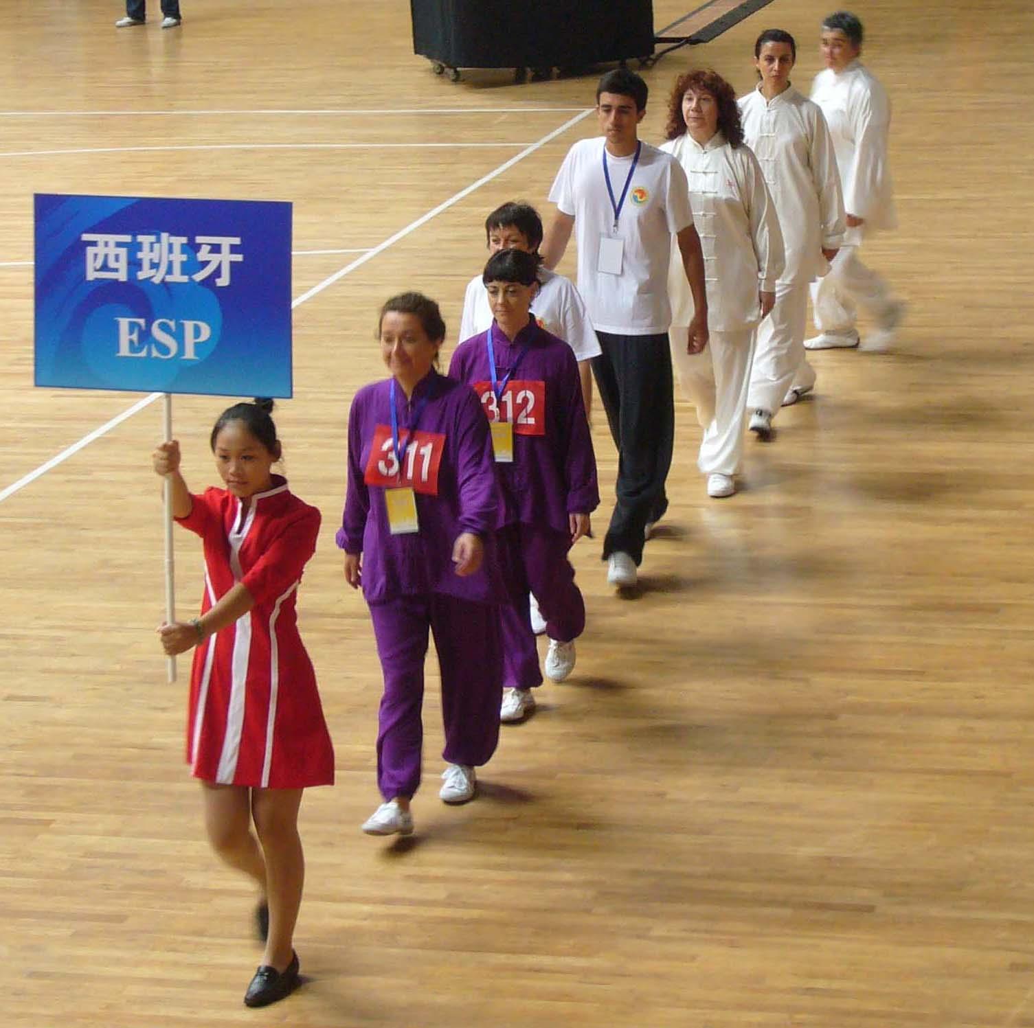 El Instituto de Qigong participa en el 3º Encuentro Internacional organizado por la Chinese Health Qigong Association en Shanghai