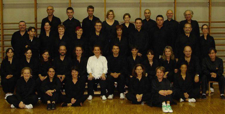 Curso formación de qigong 2ª Promoción
