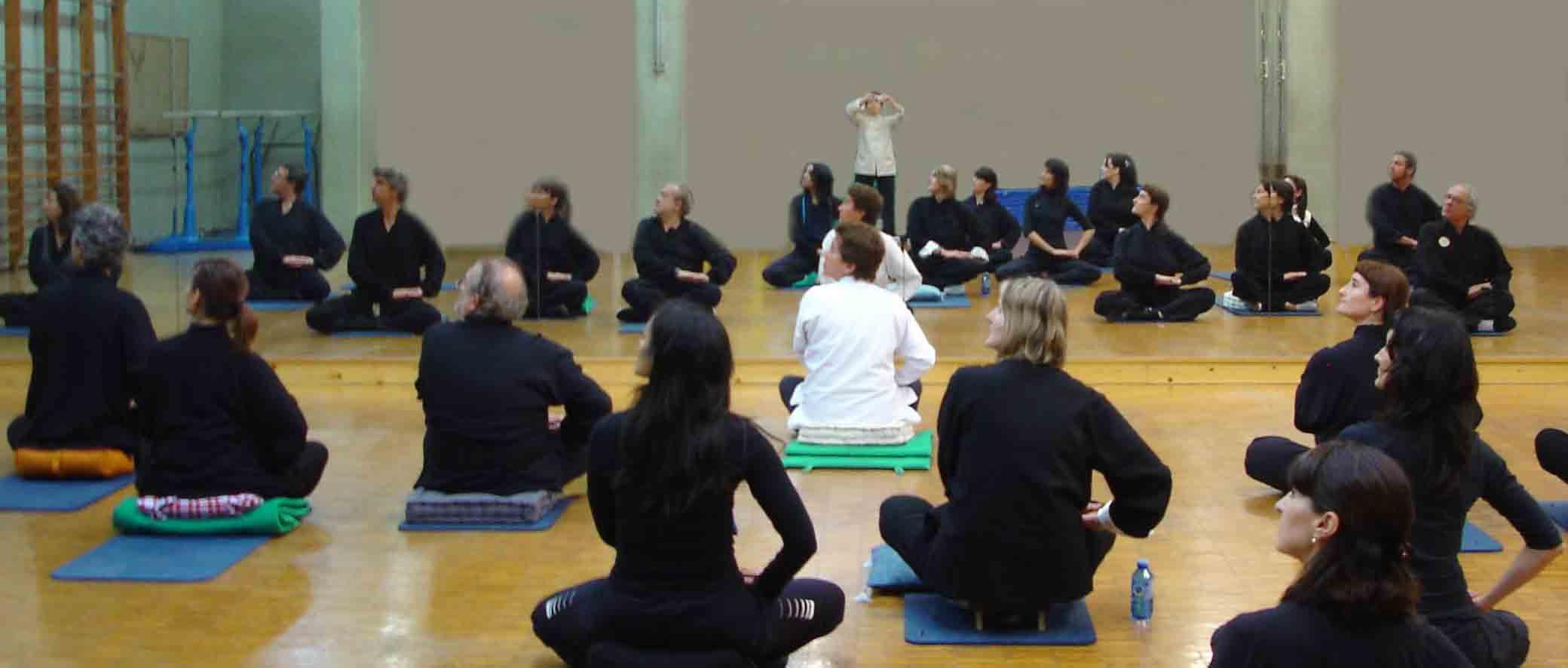 Qigong sentado: Las 12 Joyas · Shi Er Duan Jin