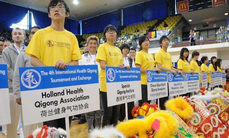 4º Congreso Internacional de Qigong en Vancouver