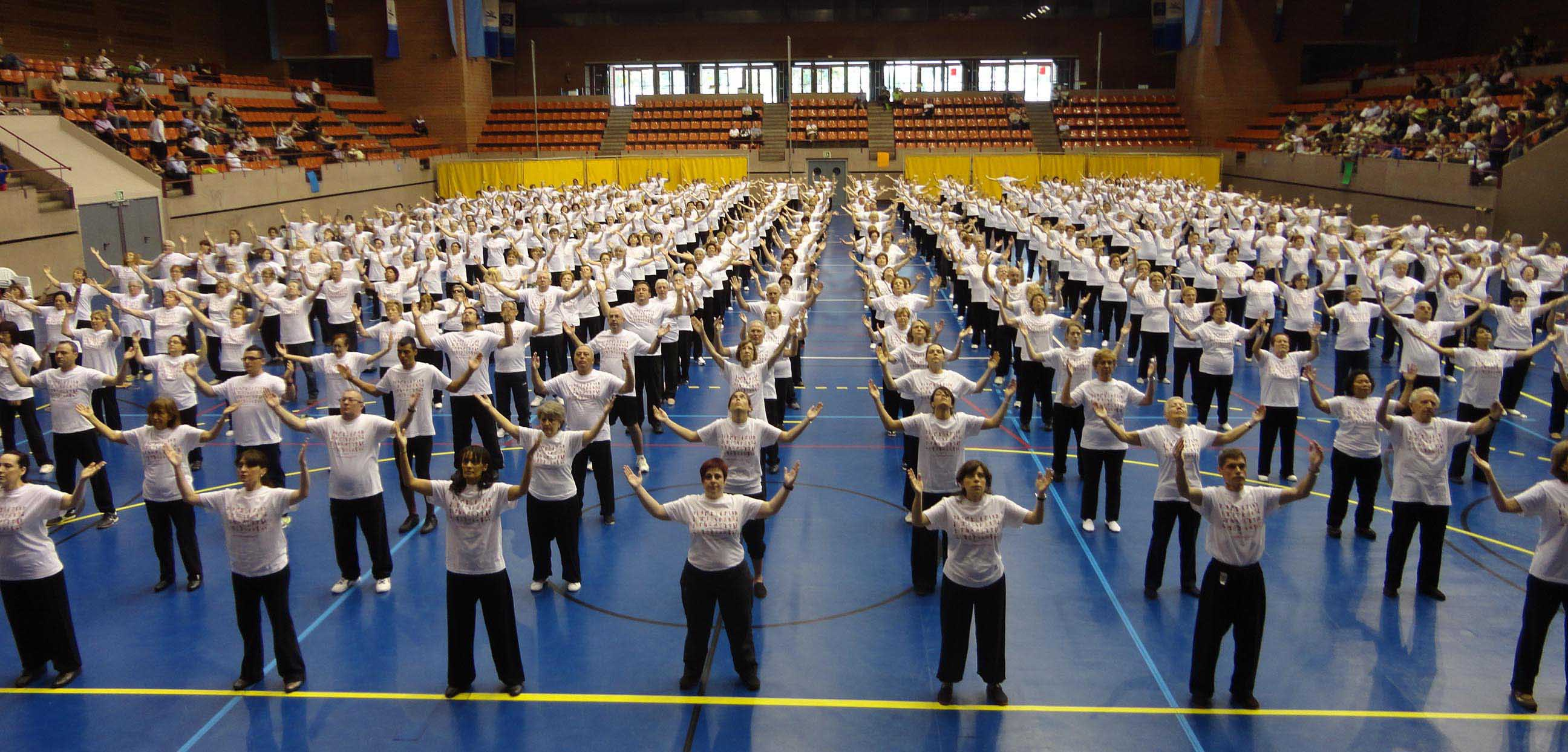 Barcelona Health Qigooooooong Record !!!