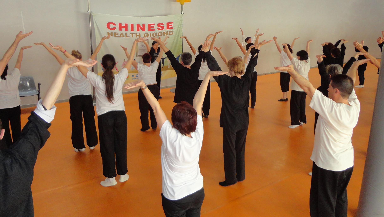 Taller de Introducción al Mawangdui Qigong