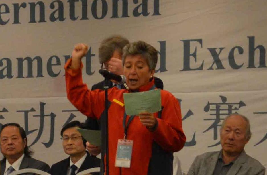 Ceremonia de apertura: Núria Leonelli promete ...