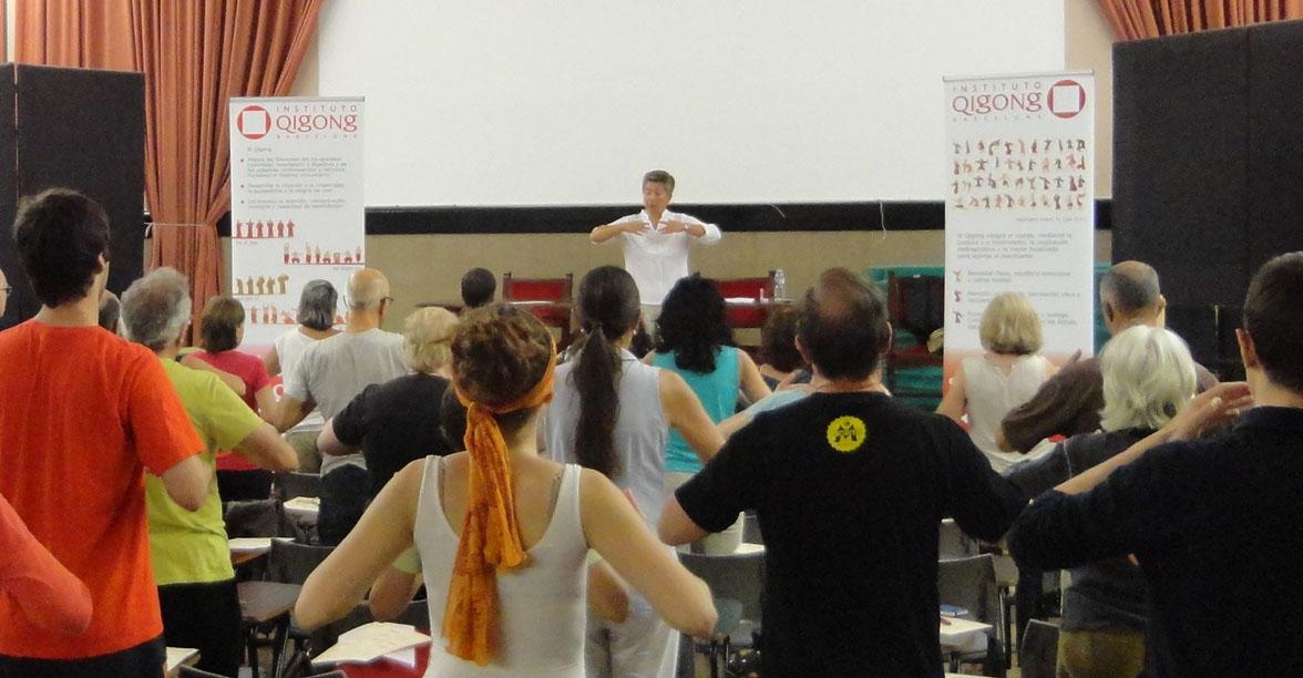 Taller Práctico de Qigong: respira bien vive mejor
