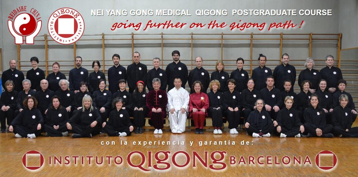 Curso Postgrado Qigong Médico