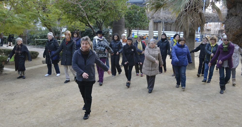 Caminata Qigong para Prevenir el Cáncer