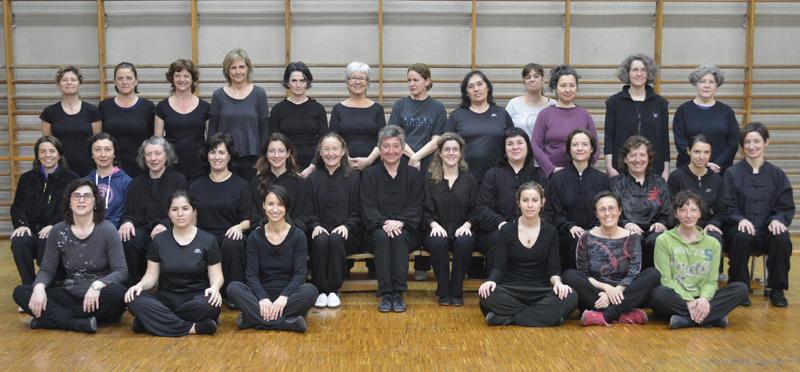 2º Edición Taller Qigong para la Mujer