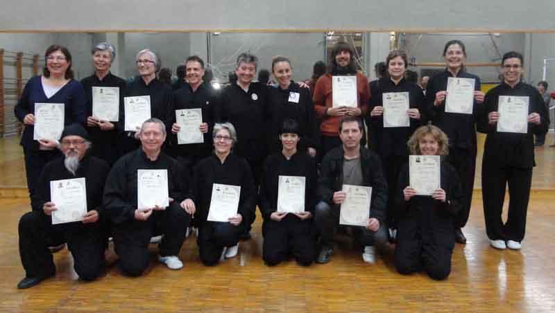 Entrega Certificados 1º y 2º Duan