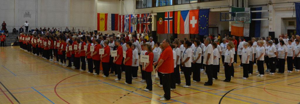 1º Torneo Europeo de Health Qigong 1
