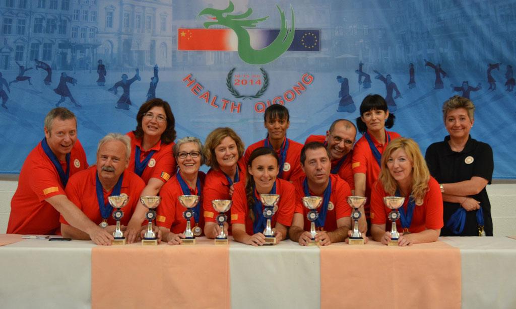 1º Torneo Europeo de Health Qigong 3