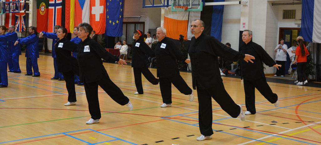 1º Torneo Europeo de Health Qigong 2