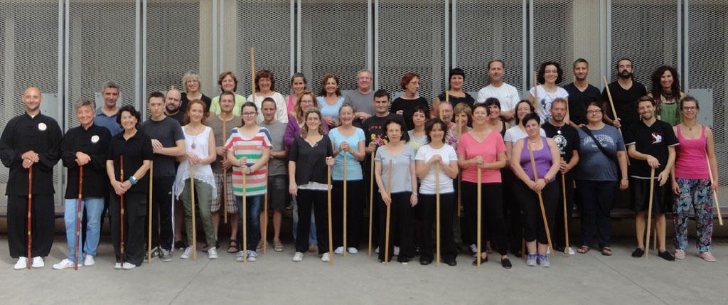 Cursillo de Verano: Qigong con Bastón