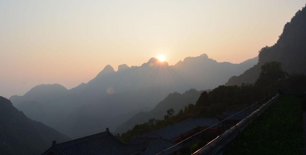 Visita a las Montañas Sagradas Taoístas de Wudang