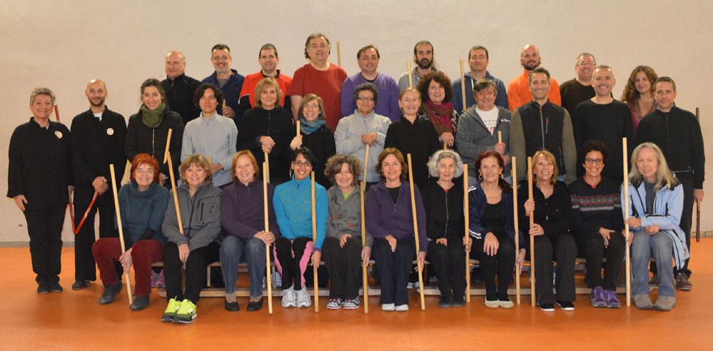 Curso Trimestral Invierno: Qigong con bastón