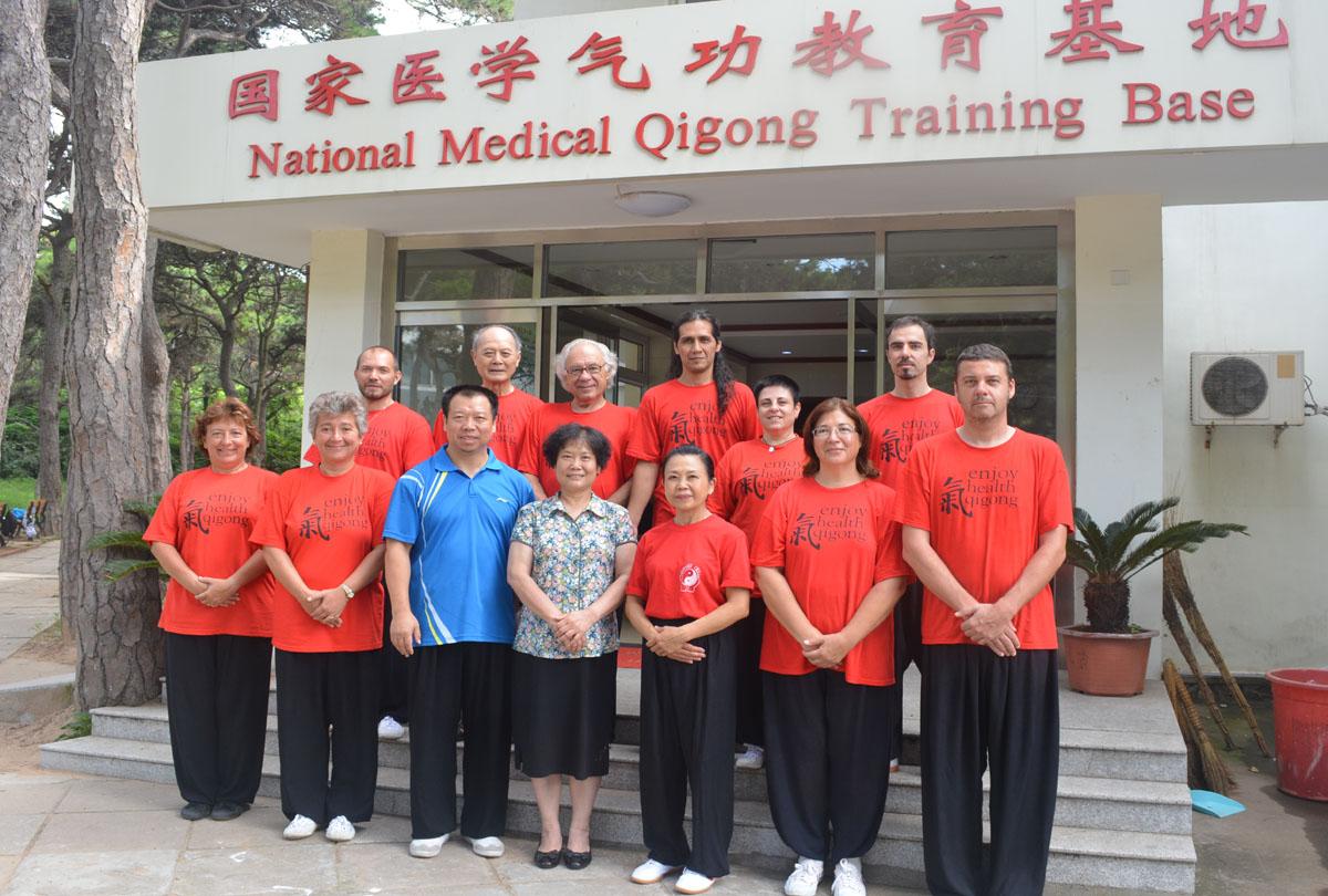 Centro Nacional Formación Qigong Médico, Hebei 1