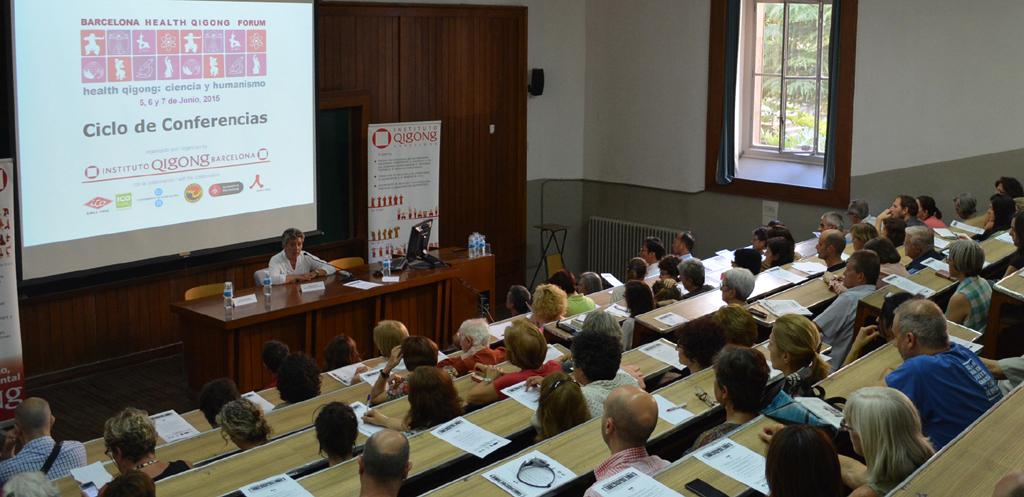 Ciclo de Conferencias: Health Qigong Ciencia y Humanismo