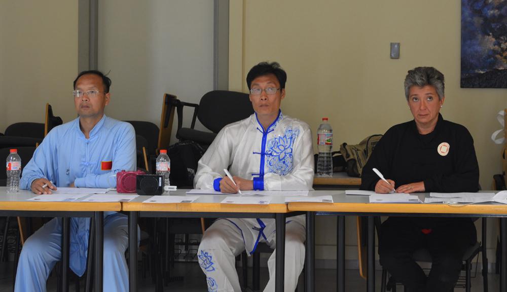Presentación a Examenes 1º y 2º Duan