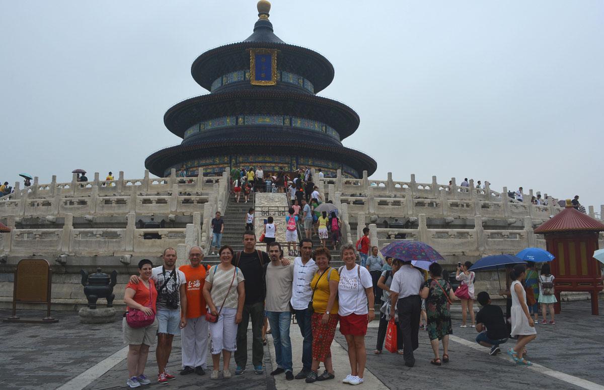 Viaje de Estudios a China, 2015