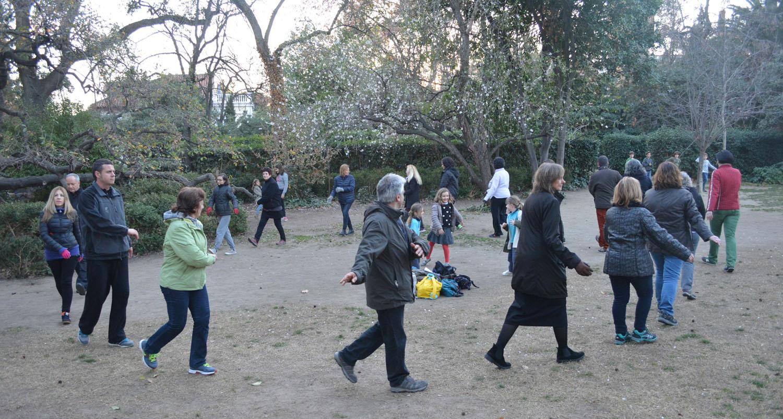 Caminata Qigong contra el Cáncer