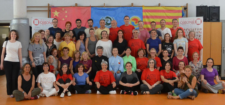 Nuestra Misión es COMPARTIR: Qigong para todas las personas!