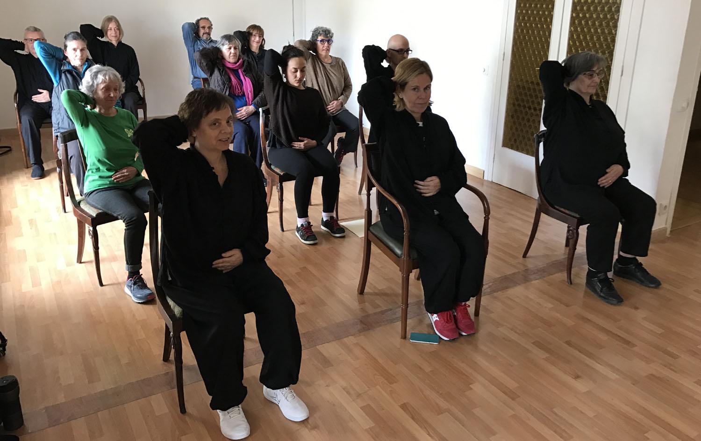 Taller: Qigong Médico para Cervicales 4ª Edición