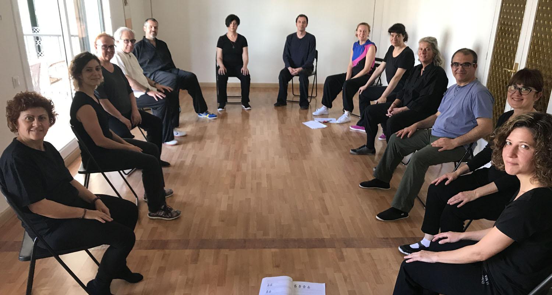 Taller: Qigong Médico para cervicales 5º edición