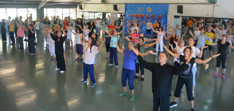 Celebración Día Mundial del Qigong