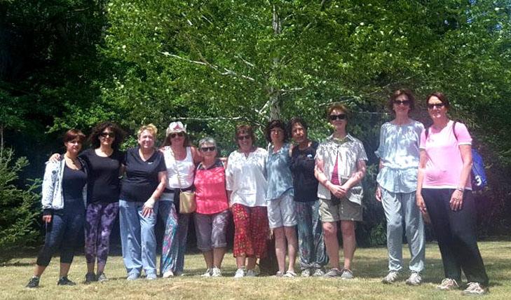 Taller: Disfruta el Qigong en la naturaleza