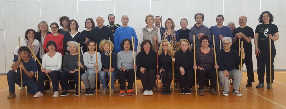Curso Trimestral Primavera: Qigong con Bastón
