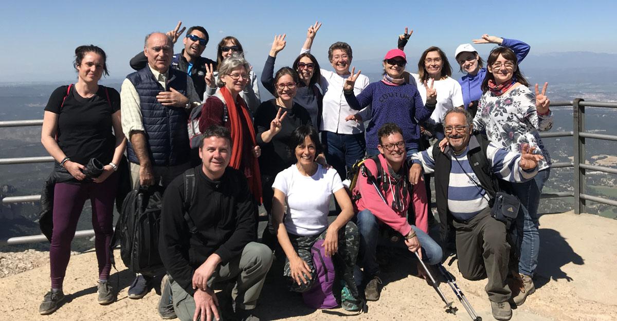 Montserrat: energía en estado puro!