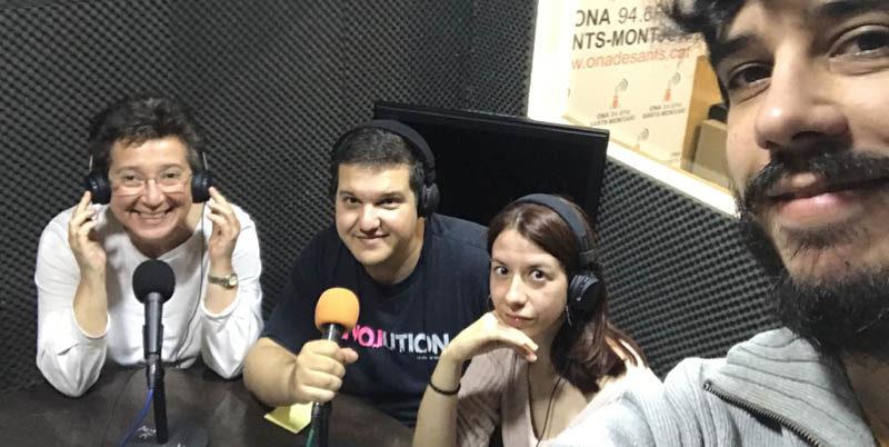 Radio: Ona de Sants Montjuïc