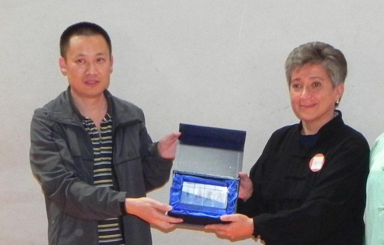Chairman Cheng Jiang