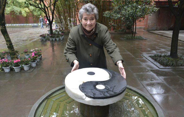 un yin y un yang: ¡esto es el Tao!