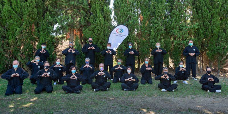 Covid-19: Celebración día Mundial de Qigong de Salud